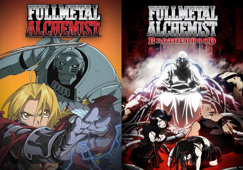 Fullmetal Alchemist   DoubleSama